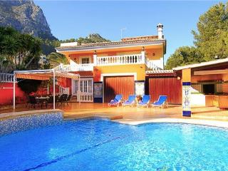 Luxury holiday house for 12 persons, with swimming pool , in Calpe - Costa Blanca vacation rentals