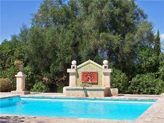 Attractive holiday house for 10 persons, with swimming pool , in Llubi - Llubi vacation rentals