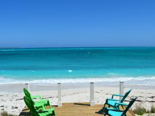 NEW Beachfront House - 4 couples or 2 families ! - The Exumas vacation rentals