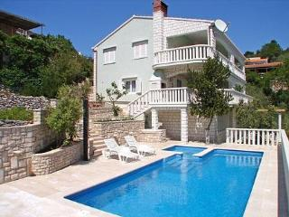 Apartment for 5 persons, with swimming pool , near the beach in Korcula - Southern Dalmatia Islands vacation rentals