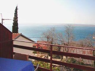 Apartment for 7 persons near the beach in Crikvenica - Dramalj vacation rentals
