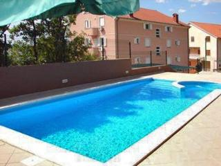 Apartment for 3 persons, with swimming pool , near the beach in Crikvenica - Dramalj vacation rentals