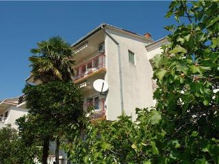 Apartment for 4 persons near the beach in Crikvenica - Kvarner and Primorje vacation rentals