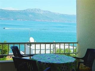 Apartment for 4 persons near the beach in Trogir - Sisak Moslavina vacation rentals