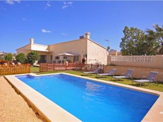 Holiday house for 14 persons, with swimming pool , in Calpe - Costa Blanca vacation rentals