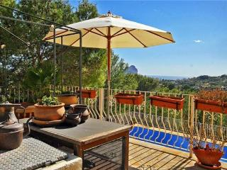 Holiday house for 6 persons, with swimming pool , in Benissa - Benissa vacation rentals