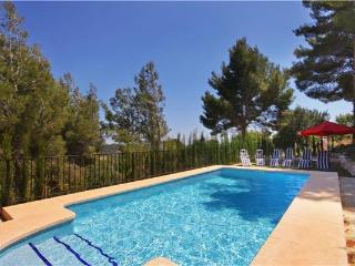 Attractive holiday house for 10 persons, with swimming pool , in Calpe - Costa Blanca vacation rentals