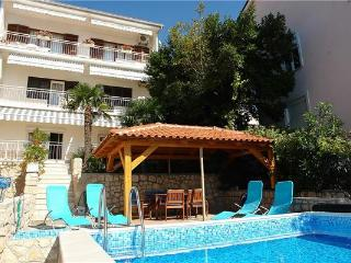 Apartment for 5 persons, with swimming pool , near the beach in Crikvenica - Dramalj vacation rentals