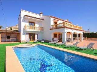 Holiday house for 12 persons, with swimming pool , in Calpe - Calpe vacation rentals