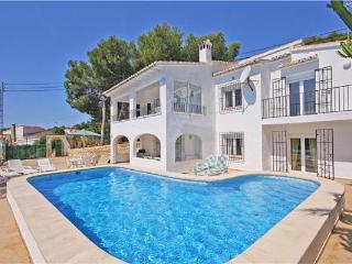 Attractive holiday house for 12 persons, with swimming pool , in Moraira - Benitachell vacation rentals