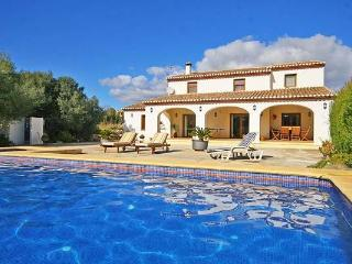 Holiday house for 8 persons, with swimming pool , in Benissa - Benissa vacation rentals