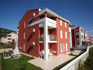 Apartment for 6 persons near the beach in Krk - Baska vacation rentals