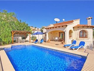 Holiday house for 4 persons, with swimming pool , in Calpe - Calpe vacation rentals