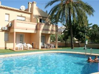 Apartment for 4 persons, with swimming pool , near the beach in Denia - Denia vacation rentals