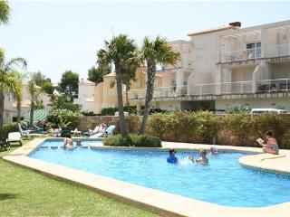 Apartment for 6 persons, with swimming pool , in Denia - Costa Blanca vacation rentals