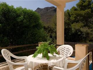 Attractive holiday house for 6 persons, with swimming pool , in Cala San Vicente - Cala San Vincente vacation rentals