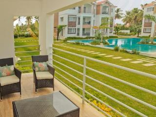 Corte Sea A102 - Ground Level - Private Terrace - Punta Cana vacation rentals