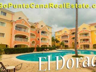 El Dorado Village A2 - 1st Floor, Next to the Pool - Punta Cana vacation rentals