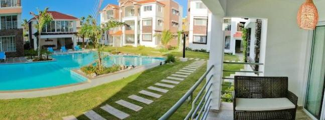 Corte Sea C101 - Ground Level - Private Terrace - Image 1 - Punta Cana - rentals