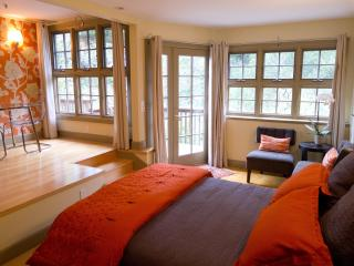 Sumptuous, serene, split-level studio - Mill Valley vacation rentals