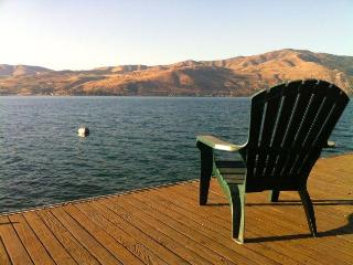 Classic Lakefront Cabin - Manson vacation rentals