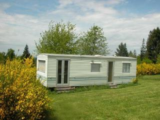 Mobile home Mélèze - Eymoutiers vacation rentals