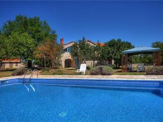 Luxury holiday house for 12 persons, with swimming pool , in Svetvincenat - Foli vacation rentals