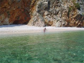 Apartment for 3 persons near the beach in Krk - Vrbnik vacation rentals