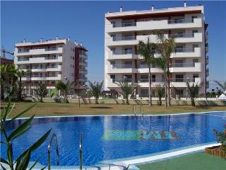 Apartment for 6 persons, with swimming pool , near the beach in Santa Pola - Costa Blanca vacation rentals