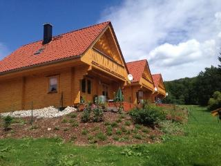 Vacation House in Bad Sachsa - 1023 sqft, comfortable, leisurely, log-cabin (# 3623) - Lower Saxony vacation rentals