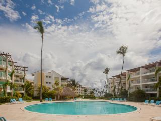 Playa Turquesa P103 - Beach Community - 1st Floor - Punta Cana vacation rentals