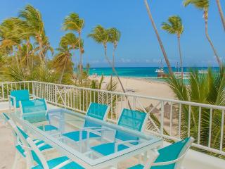 Flor del Mar 402 - PH Private Roof Terrace - Punta Cana vacation rentals