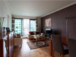 South Quay West 2 bedroom apartment in Canary Wharf - Paris vacation rentals
