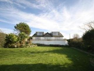 House from garden - Boskenna - Tintagel - rentals
