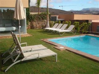 Holiday house for 6 persons, with swimming pool , in Maspalomas - Grand Canary vacation rentals