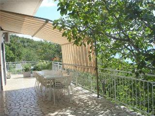 Apartment for 8 persons near the beach in Senj - Klenovica vacation rentals