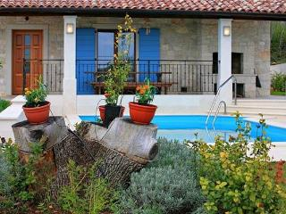 Newly built holiday house for 8 persons, with swimming pool , in Tinjan - Kringa vacation rentals