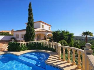 Holiday house for 12 persons, with swimming pool , in Moraira - Benitachell vacation rentals
