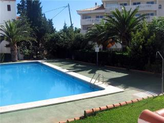 Apartment for 8 persons, with swimming pool , near the beach in Alcoceber - Castellon Province vacation rentals