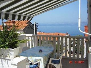 Apartment for 4 persons near the beach in Brac - Island Brac vacation rentals