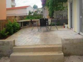 Apartment for 2 persons near the beach in Trogir - Okrug Gornji vacation rentals