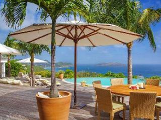 Elegant Araxia in gated community with infinity pool, close to beaches & shops - Petites Salines vacation rentals