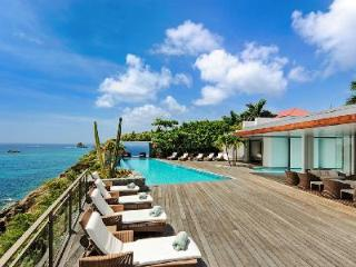 Wonderful Villa Wickie made of 2 buildings for extra privacy with pool & sunny terrace - Gustavia vacation rentals