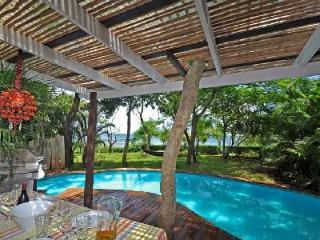 Charming oceanfront Villa Oceanis with pool, daily housekeeping & short walk to Playa Blanca beach - Guanacaste vacation rentals