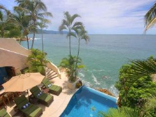 Villa Azul Celeste on the Bay of Banderas offers ocean vistas, personal staff and infinity pool - Mexican Riviera-Pacific Coast vacation rentals