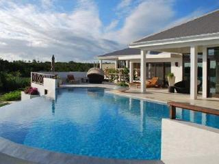 Seabird - Contemporary private villa boasts panoramic views with large terrace & pool - Anguilla vacation rentals
