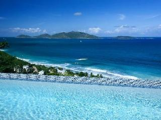Alfresco - Comfortable villa, great location, infinity pool & panoramic ocean views - Tortola vacation rentals