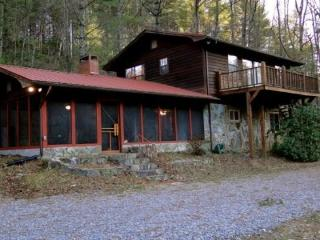 River Retreat - just what you need - Blue Ridge vacation rentals
