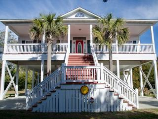 Sew Relaxing - Well Appointed and Maintained Beach Walk Home - Edisto Beach vacation rentals