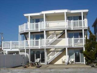 Totally Remodeled Fantastic Beachfront Condo - Ocean City vacation rentals